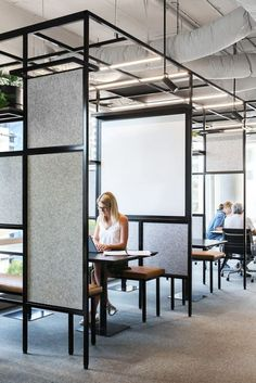 Awesome Office Interior Design Ideas – – Home Office Design İdeas Australian Interior Design, Interior Design Awards, Commercial Interior Design, Commercial Interiors, Home Interior, Interior Design Inspiration, Interior Architecture, Design Ideas, Interior Office