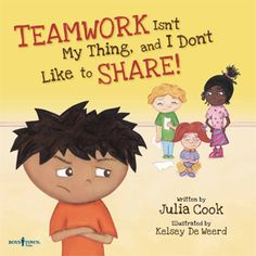 Book about getting along with others and working together even if we do not like the others