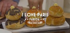 Heel Holland Bakt I love Paris