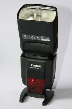 Canon Speedlight 580 exii