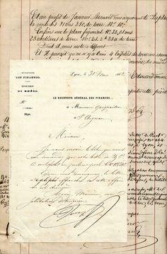 Copies de Lettres. 1859-1876.