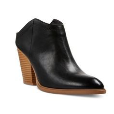 Dolce Vita Open Back Booties Brand new Dolce Vita Shoes Ankle Boots & Booties