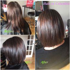 Medium Hair Styles For Women, Short Hair Cuts For Women, Long Hair Cuts, Short Hair Styles, Little Girl Bob Haircut, Hair Affair, Short Bob Hairstyles, Popsugar, Hair Lengths