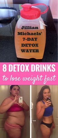 8 easy to make yummy drinks that will make you lose weight fast
