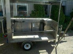 hot dog cart reconstruction