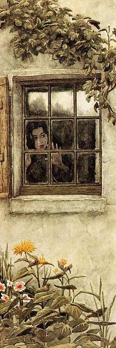 """P.J. Lynch! """" Snow White"""""""