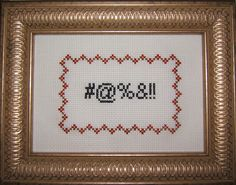 Thrilling Designing Your Own Cross Stitch Embroidery Patterns Ideas. Exhilarating Designing Your Own Cross Stitch Embroidery Patterns Ideas. Naughty Cross Stitch, Xmas Cross Stitch, Cross Stitch Kits, Counted Cross Stitch Patterns, Cross Stitching, Cross Stitch Embroidery, Embroidery Patterns, Subversive Cross Stitches, Cross Stitch Quotes