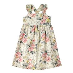 Vintage Bunch Kids Broderie Anglaise Dress