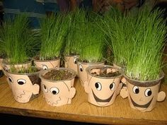 Cute plant lesson