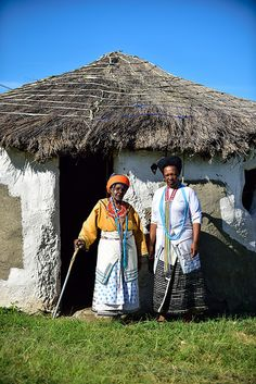 Mama Tofu, Eastern Cape, South Africa | by South African Tourism African Men, African Safari, Bilbao, Xhosa Attire, South Afrika, Namibia, Vernacular Architecture, Out Of Africa, Thinking Day