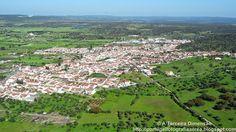 A Terceira Dimensão - Fotografia Aérea: Viana do Alentejo