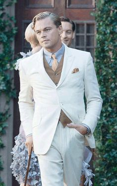 Leo in The Great Gatsby .. Incredible performance.