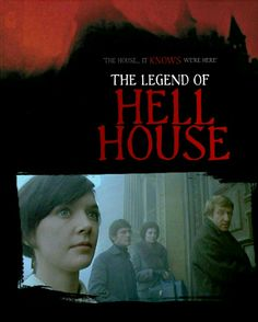 The Legend Of Hell House Horror Movie Haunted Houses