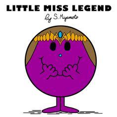 Mash-up+between+the+Mister+Men+/+Little+Miss+Series+and+the+Legend+of+Zelda