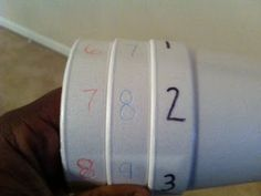 Place value cups... Gotta use this idea, for sure!