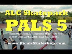 ALC Skatepark Pals 5 | PicnicSkateshop.com