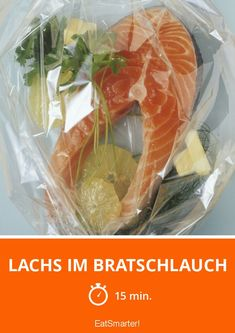 Lachs im Bratschlauch - smarter - Zeit: 15 Min.   eatsmarter.de