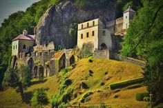 Skalka Monastery, Slovakia