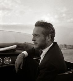 Paul Newman - Just when things look darkest, they go black