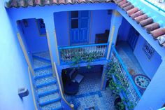Chaouen style!