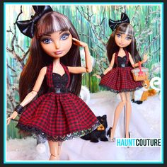 Fairytale Doll Haunt Couture Christmas 2016 by HauntCoutureAtelier
