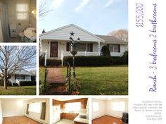 $155,000  This 3 bedroom home is on a corner lot and offers hardwood floors, a newer furnace (2005), 2 full bathrooms, heated basement & a modern kitchen.    Call or email Amanda for further details, 610-823-1309 or valleyreagent@gmail.com