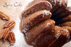 Super Moist Spice Cake! #Spice #Cake #Bundt