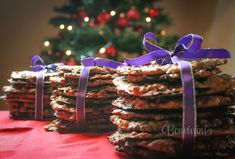 Marokánky 2 Christmas Baking, Christmas Recipes, Birthday Candles, Biscuits, Cooking Recipes, Yummy Food, Sweets, Cookies, Table Decorations