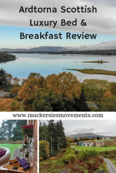 Recently I took a trip to luxury B&B Ardtorna. I love a Scottish road trip. Ardtorna is an amazing place situated by Loch Crerar on the West of Scotland. Europe Travel Tips, European Travel, Travel Guides, Travel Uk, Travel Destinations, Travel Vlog, Norway Travel, Scotland Travel, Ireland Travel