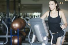 Maximize Your Time on the Elliptical