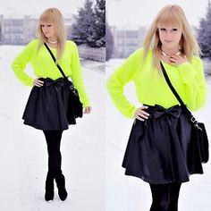 Cubus Sweater, H Skirt