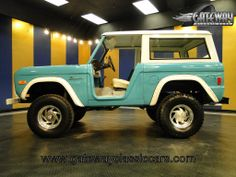 1977 Ford Bronco....