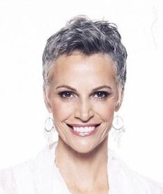 Photos of short haircuts for older women Short Grey Hair Haircuts older Photos Short women Photos Of Short Haircuts, Short Grey Haircuts, Gray Hair Short Cuts, Short Hair Cuts For Women Over 40, Grey Hair Styles For Women, Short Wavy, Salt And Pepper Hair, Haircut For Older Women, Pixie Hairstyles