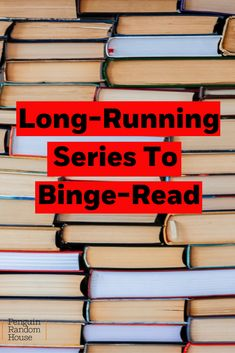 """Looking for a new book series to read in From mystery and thriller to historical fiction these long-running series will have you saying """"Netflix, who? Book Club Books, Book Nerd, Book Lists, Book Series, Book Club List, I Love Books, New Books, Good Books, Books To Read"""