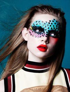 Confira algumas opções de maquiagens para o Halloween!