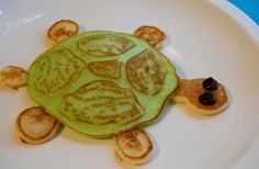 Turtle pancake - Google Search