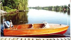 Trent Severn Antique & Classic Boat Association fosters an appreciation of historical vessels. Old Boats, Small Boats, Classic Wooden Boats, Classic Boat, Wooden Speed Boats, Runabout Boat, Vintage Boats, Diy Boat, Yacht Boat