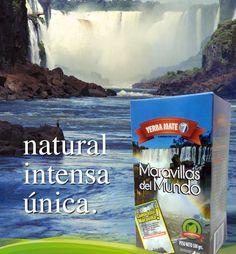"""La yerba mate Maravillas del Mundo lanzó un nuevo concurso, -denominado """"Conocé la Maravilla""""-, que premiará mensualmente a una persona, con viaje y alojamiento a Cataratas del Iguazú para ella y …"""