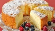 American Sponge Cake Recipe