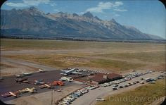 Jackson Hole Airport Wyoming Airports