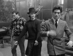 Band of Outsiders (Goddard, 1964)