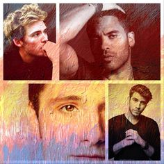 Hottie mcHotties  catching fire hunger games  created by @Angie J. Pro