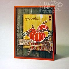Stampin' Up! - Fall Fest - Holiday Catalog