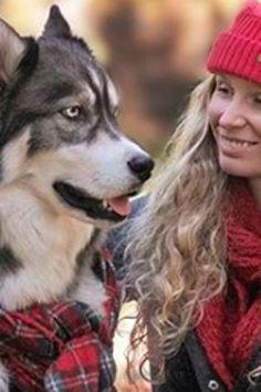 Depois de salvar filhote de abandono, mulher é salva pelo cão dos abusos do ex-namorado