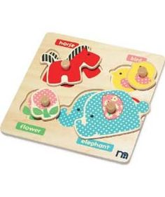 Mothercare Animal Puzzle