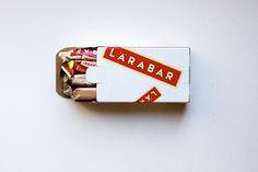 @LÄRABAR seasonal flavors: snickerdoodle and pumpkin pie. Less than 9 ingredients for each bar.