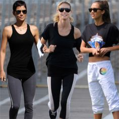 How Stars Get Their Pre-Pregnancy Bodies Back! Celebrity Trainers Reveal Baby-Weight Busters