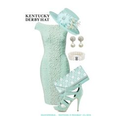 """KENTUCKY DERBY HATS"" Contest:""in Mint Condition!"""