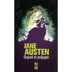 Orgueil et préjugés (livre) - Jane Austen