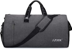 Shop a great selection of S-ZONE Carry On Garment Bags Travel 2 1 Convertible Men Luggage Duffle. Find new offer and Similar products for S-ZONE Carry On Garment Bags Travel 2 1 Convertible Men Luggage Duffle. Laptop Backpack, Backpack Bags, Leather Backpack, Duffel Bag, Tote Bag, Osprey Packs, Garment Bags, Convertible Backpack, Ladies Of London
